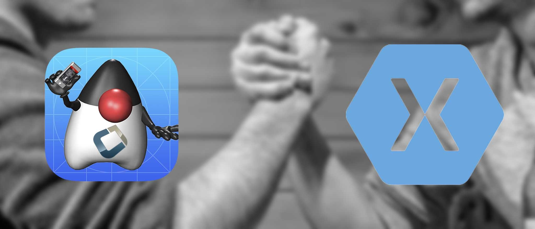 Comparing Xamarin and Codename One