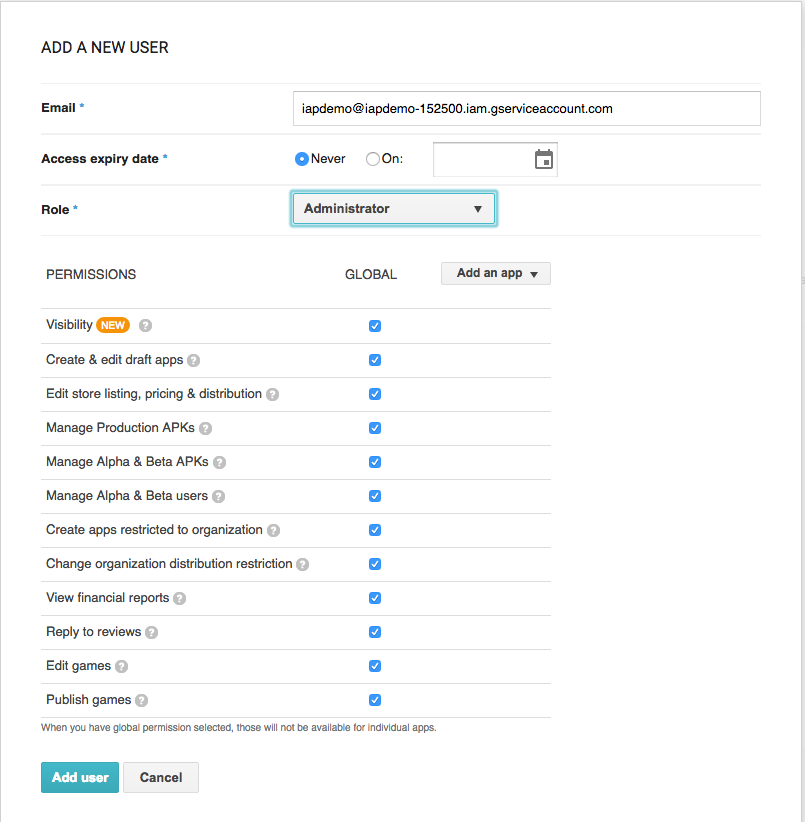 Auto-Renewing Subscriptions in iOS and Android - Codename One