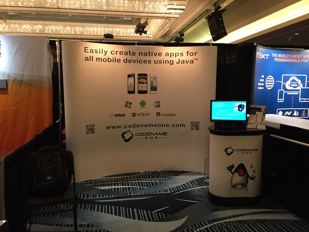 JavaOne Booth, iOS 8 Issues & More