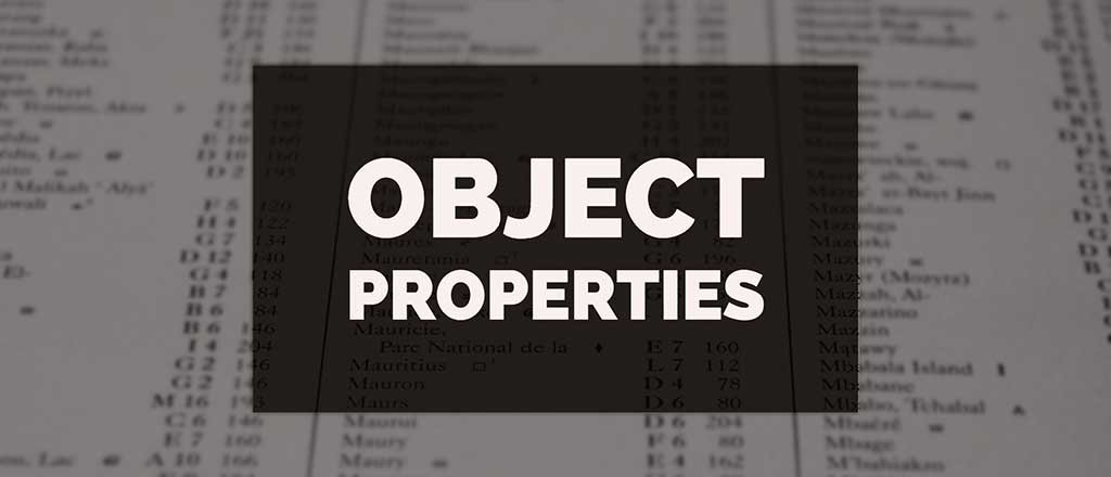 Table Property Mapping