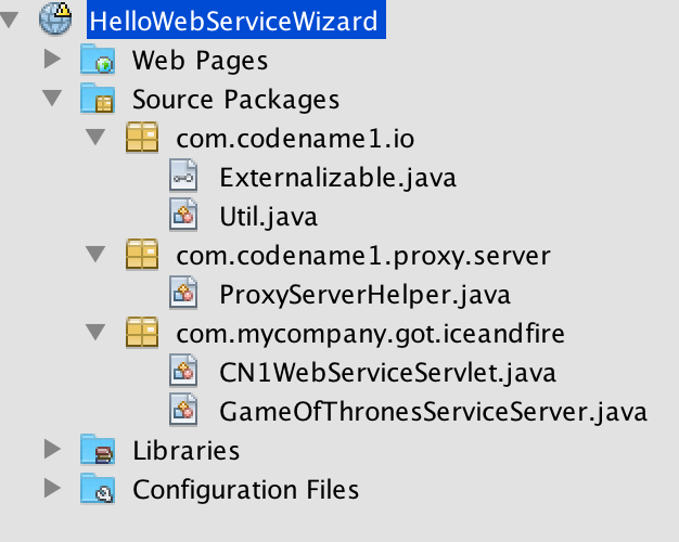 File System, Storage, Network and Parsing - Codename One