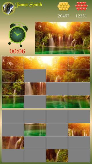 King Beautiful Picture Puzzle
