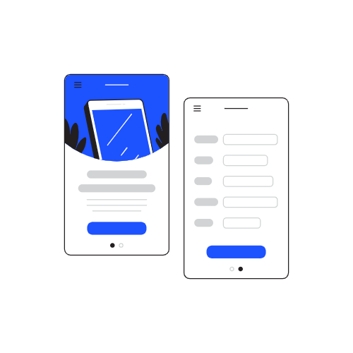 Free Mobile App Templates for iOS & Android - CodeRAD