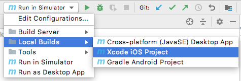 intellij-build-ios-project