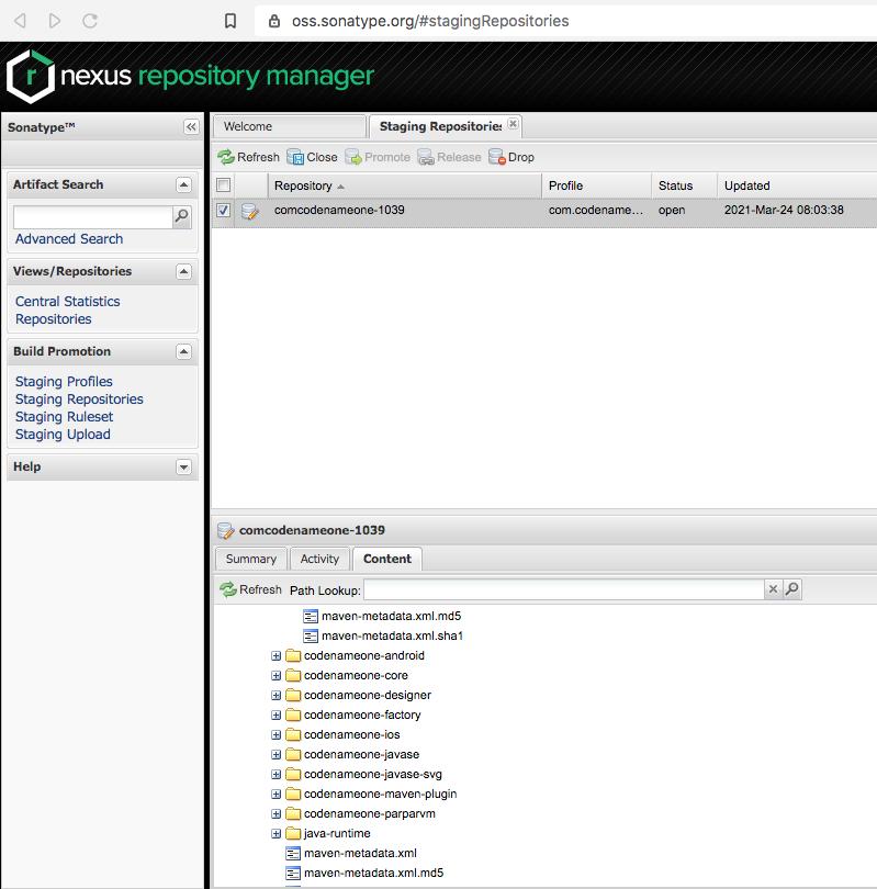 nexus-repository-manager